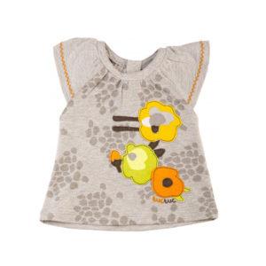 T-shirt fiori Tuc-Tuc