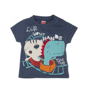 T-shirt draghetto Tuc-Tuc