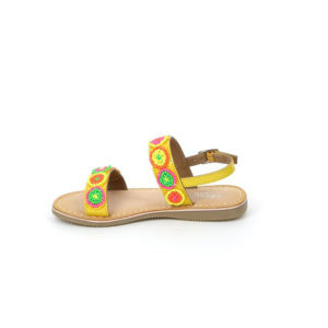 Sandalo con perline