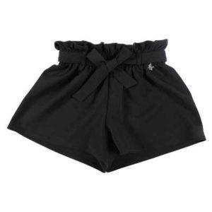 LùLù shorts in maglina nero