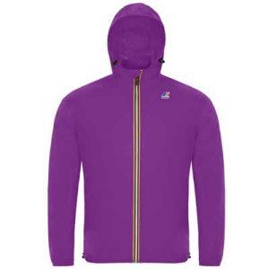 K-Way giacca Violet
