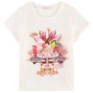 Billieblush t-shirt lustrini