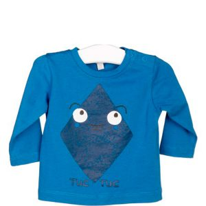 Tuc-Tuc t-shirt stampa fantasia