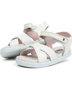Bobux modello sandalo bimba  bianco