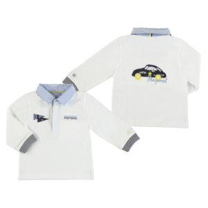 maglietta polo manica lunga mayoral
