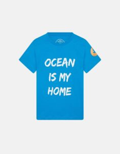 T-shirt Save The Duck ocean